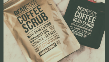 Bean Body Coffee Scrub Review | Life of Dahlia