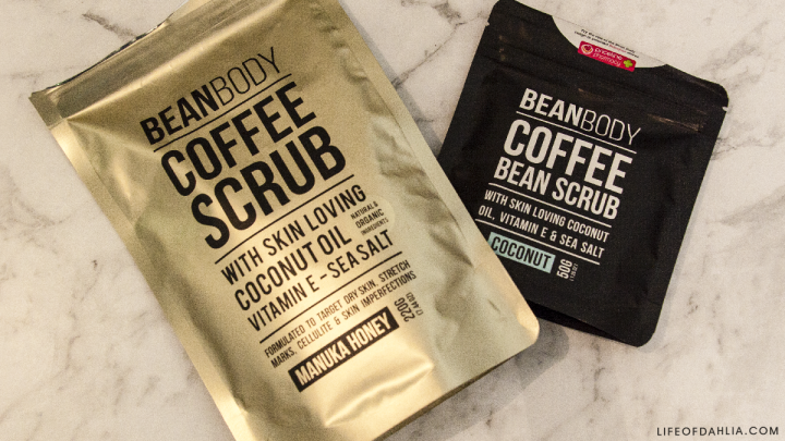 Bean Body Coffee Scrub Review