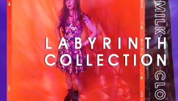 BlackMilk Clothing - Labyrinth Collection | Life of Dahlia