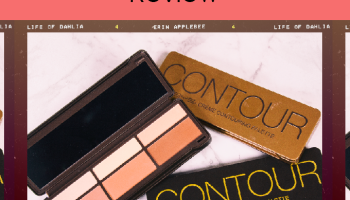 BYS Contour Palettes Review | Life of Dahlia