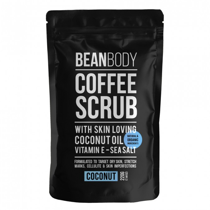 Bean Body Coffee Scrub
