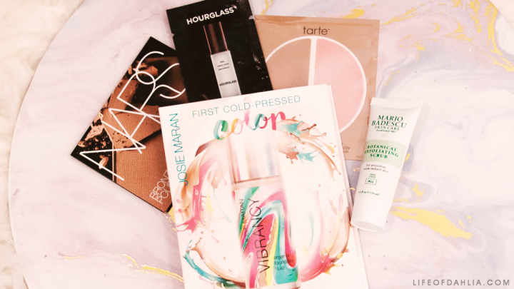 Beauty Samples That I've Tried That Made Me Want To Buy The Full Size