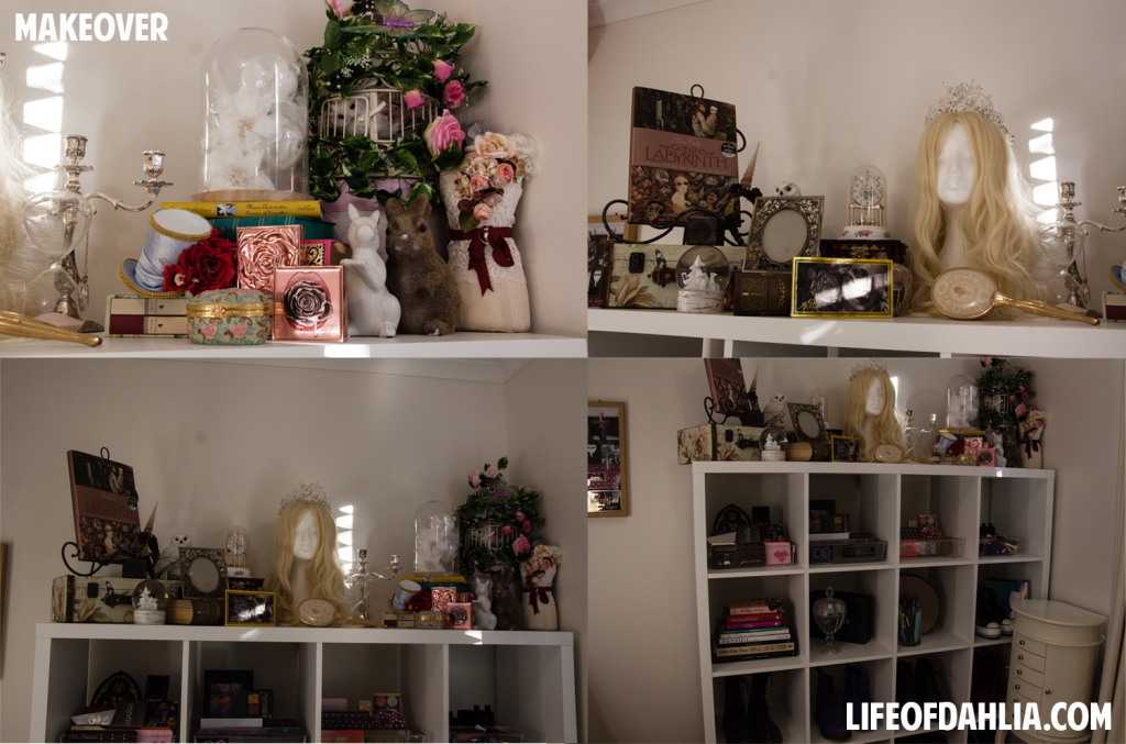 Beauty Room Makeover | Life of Dahlia