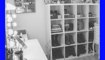 Beauty Room Makeover | Life of Dahlia