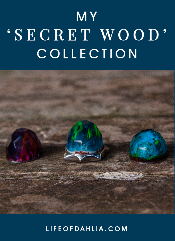 My 'Secret Wood' Collection | Life of Dahlia