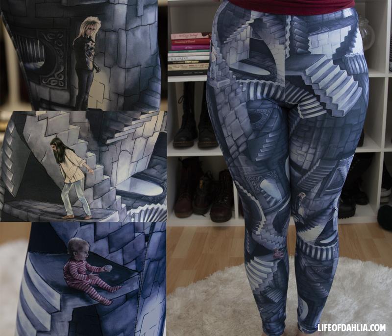 BlackMilk Clothing Labyrinth 2.0 Collection Review | Life of Dahlia