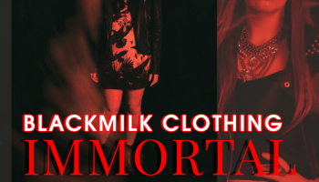Blackmilk Clothing 'Immortal Beauty' Haul & Outfit Styling | Life of Dahlia