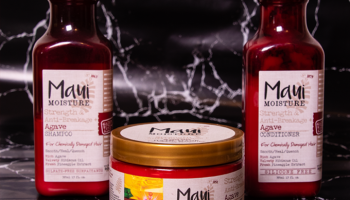 Maui Moisture Strength & Anti-Breakage + Agave Hair Products Review | Life of Dahlia