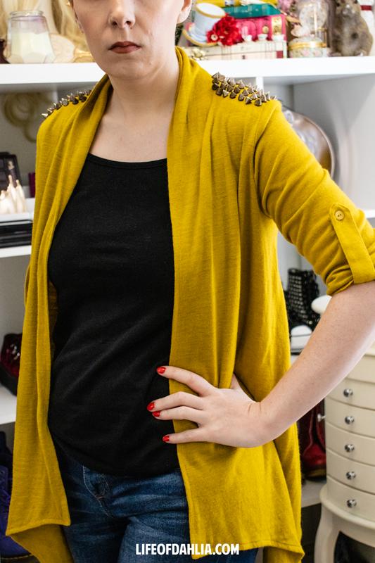 Second-Hand Fashion Haul | Life of Dahlia