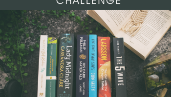 My 2020 Reading Challenge | Life of Dahlia