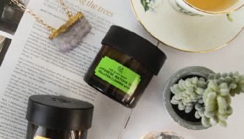 The Body Shop Facial Mask Review – Japanese Matcha Tea Pollution Clearing and Ethiopian Honey Deep Nourishing Masks | Life of Dahlia