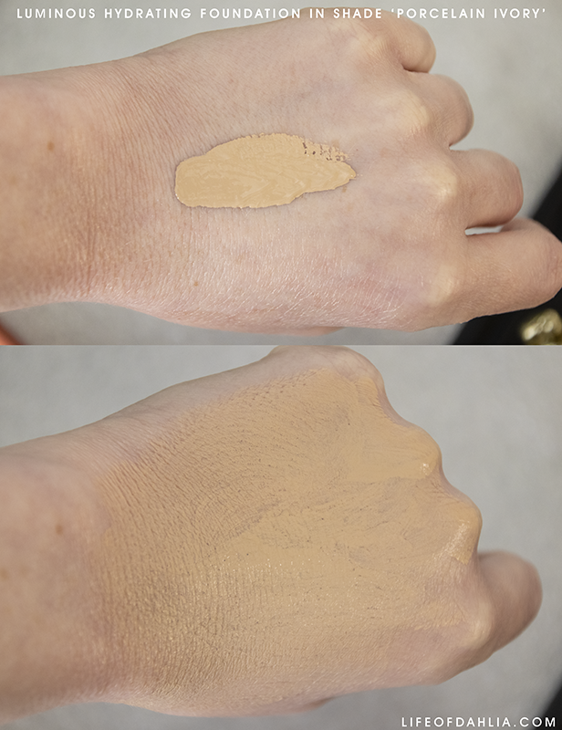 Designer Brands Hydrating Foundation & Rise & Prime Primer Review | Life of Dahlia