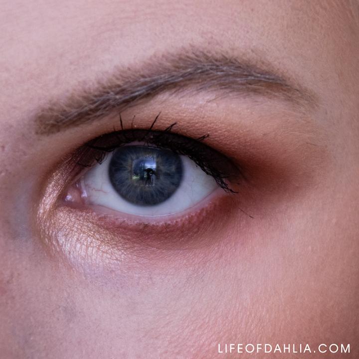 3 Looks Using The Anastasia Beverley Hills 'Modern Renaissance' Eyeshadow Palette | Life of Dahlia
