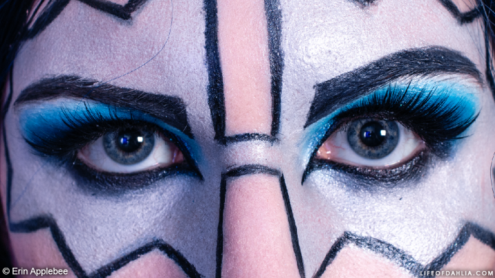 Rock n' Roll Series – Recreating the Makeup of Kiss |Ace Frehley Space Man Look
