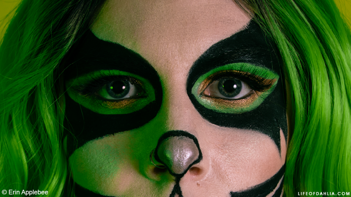 Rock n' Roll Series – Recreating the Makeup of Kiss |Peter Criss's 'The Catman' Makeup look