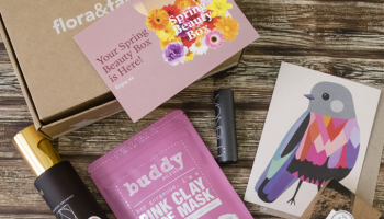 Flora and Fauna Spring 2020 Beauty Box Unboxing | Video Content | Life of Dahlia