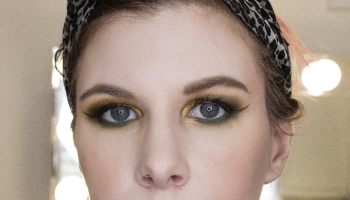 IGTV | Grungy Green Eye Look | Video Content | Life of Dahlia
