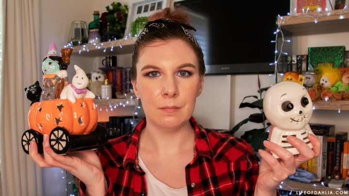 Halloween Decor Haul | Video Content