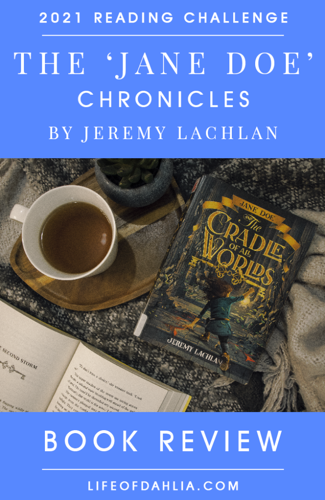 Jane Doe Chronicles by Jeremy Lachlan Book Review   Life of Dahlia