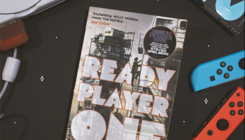 Ready Player One Book Review | Life of Dahlia