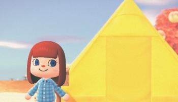 Starting a new Animal Crossing Island | Life of Dahlia